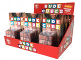 Rude Cube 3-D Combination Puzzle