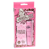 Naughty Secrets Devices of Desire Velvet Touch Pocket Rocket
