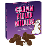 Cream Filled Willies
