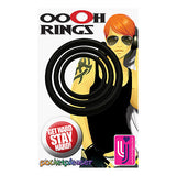 Loving Joy Pocket Pleasers OooH Rings Black