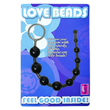 Loving Joy Anal Love Beads Black