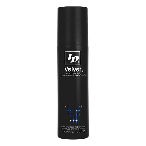 ID Velvet Silicone Based Lubricant-50ml