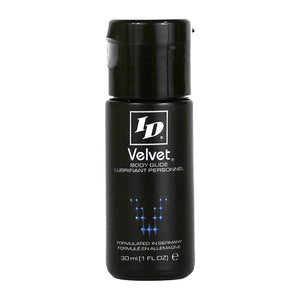 ID Velvet Silicone Based Lubricant-30ml