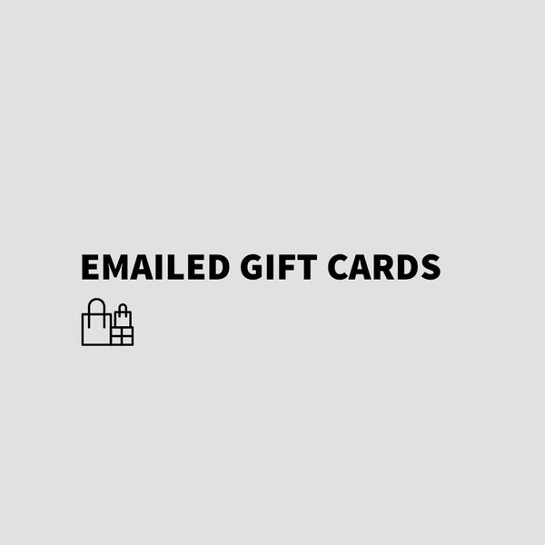 Email a Gift Card