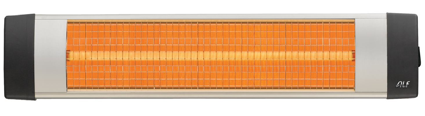 ALF C-23 Electric Infrared Heater, 230 V, 2300 Watt