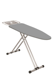 Econat Extra Wide Adjustable Height Ironing Board