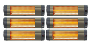 UFO UK-15 Electric Infrared Heater Bulk (6 units)