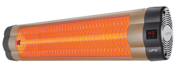 UFO UK-15 electric infrared heater with remote control 1500 watt