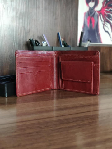 Easy Fold. Slim Wallet