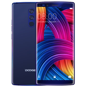 Doogee mix 2 6GB RAM 64GB Mobile Phone Andorid 7.1 Octa Core 16MP+13MP Four Camera 4G Smartphone - astore.in