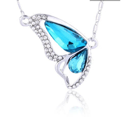 Butterfly Pendant chain for Women - astore.in