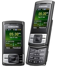Samsung C3050 Slider Mobile Phone - astore.in