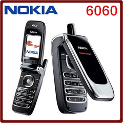 Nokia 6060 Original Flip Phone GSM - astore.in