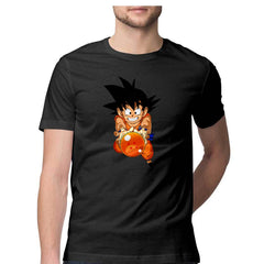 Dragon Ball z goku anime T-shirt for men