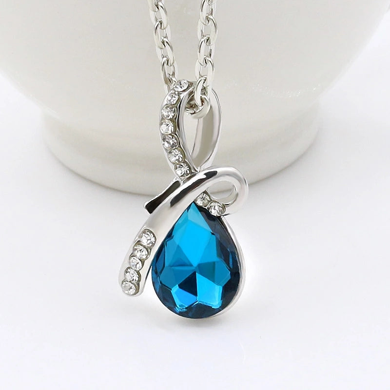 Pendant Blue Pearl for Women - astore.in
