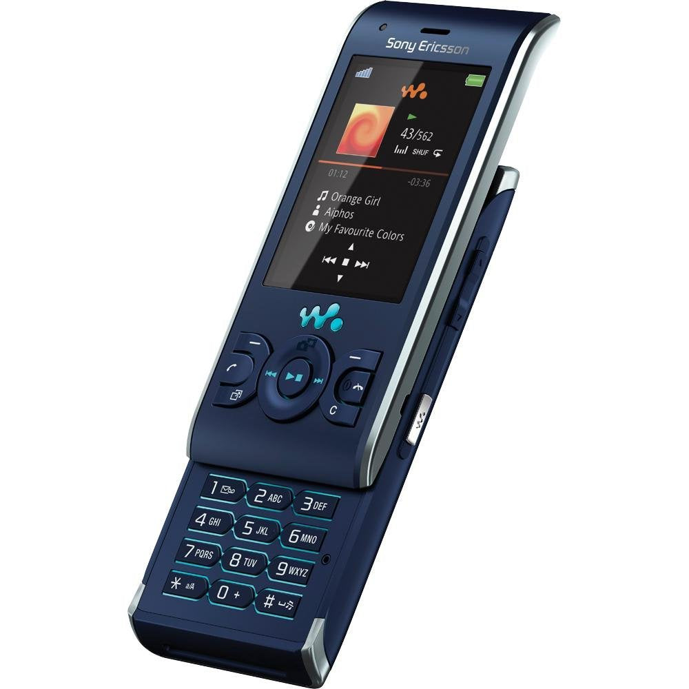 Sony Ericsson W595 Original Slide Phone - astore.in
