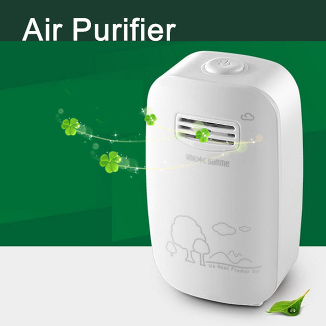 Air Purifier  Air Cleaner Ionizer Generator Sterilization Disinfection Negative Ion Generator 220v