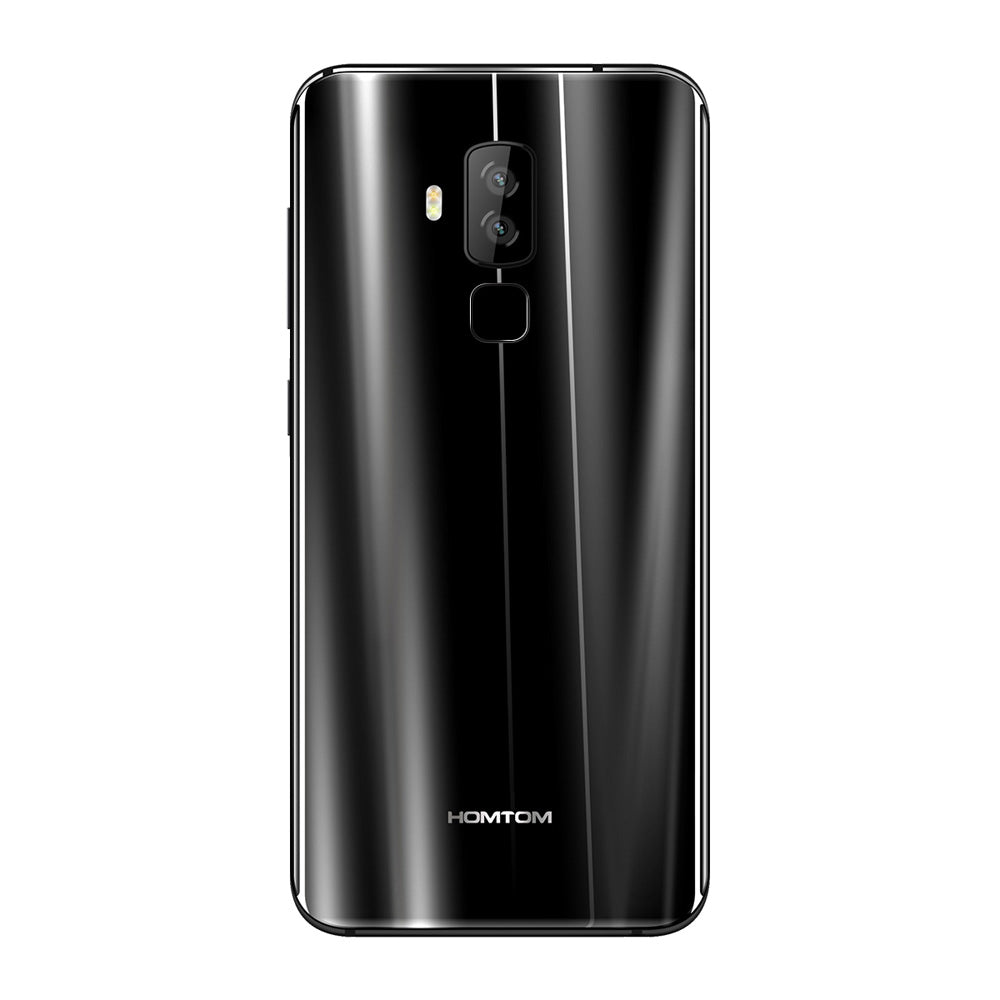 HOMTOM S8 Smartphone 4G 4GB RAM 64GB Fingerprint 16+13.0MP  Dual Camera Android Mobile Phone - astore.in