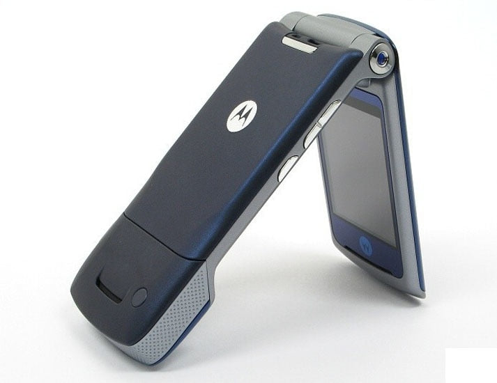 Motorola KRZR K1  Flip Mobile phone Antique Retro Model - astore.in