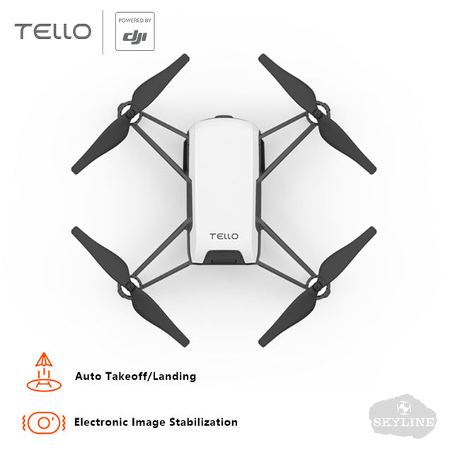 DJI Tello Mini Drone APP Remote Control FPV RC Quadcopter Drones 720P HD Transmission Camera with EZ Shots - astore.in