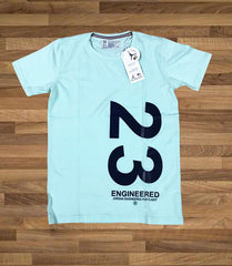 Jordan 23  Engineered Round neck Half sleeve tshirt