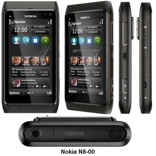 Original Nokia N8 Vintage Mobile Phone - astore.in