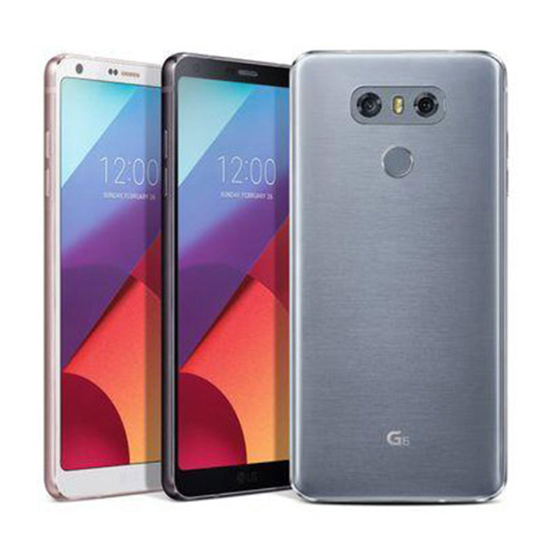 LG G6 Smartphone Unlocked 4G Mobile Phone