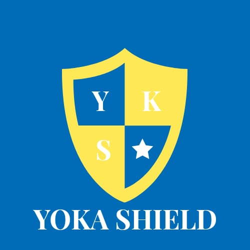 Yoka Shield Nitrile Gloves Heavy Duty - Box of 100 Pcs - astore.in