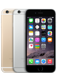 Original Apple iPhone 6 (Additional Battery and Case) Certified Refurbished Unlocked - astore.in