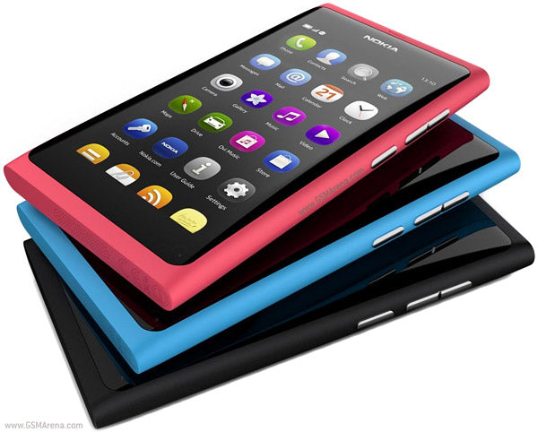 Original Nokia N9 8MP 16GB ROM 1GB RAM 3G WIFI SmartPhone - astore.in