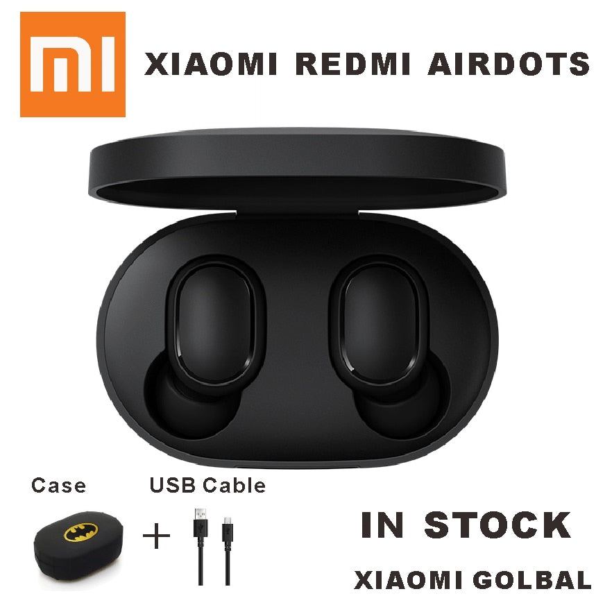 Xiaomi Redmi Airdots TWS Bluetooth Earphone - astore.in