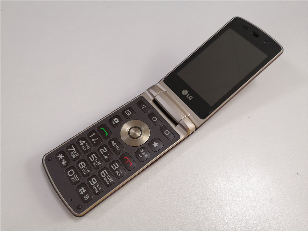 LG Wine Smart H410 4G Android Flip Phone - astore.in
