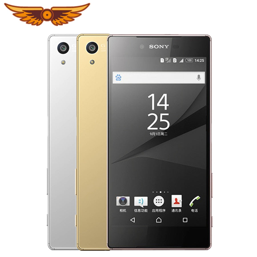 Original Unlocked Sony Z5 Premium E6853 3GB+32GB - astore.in