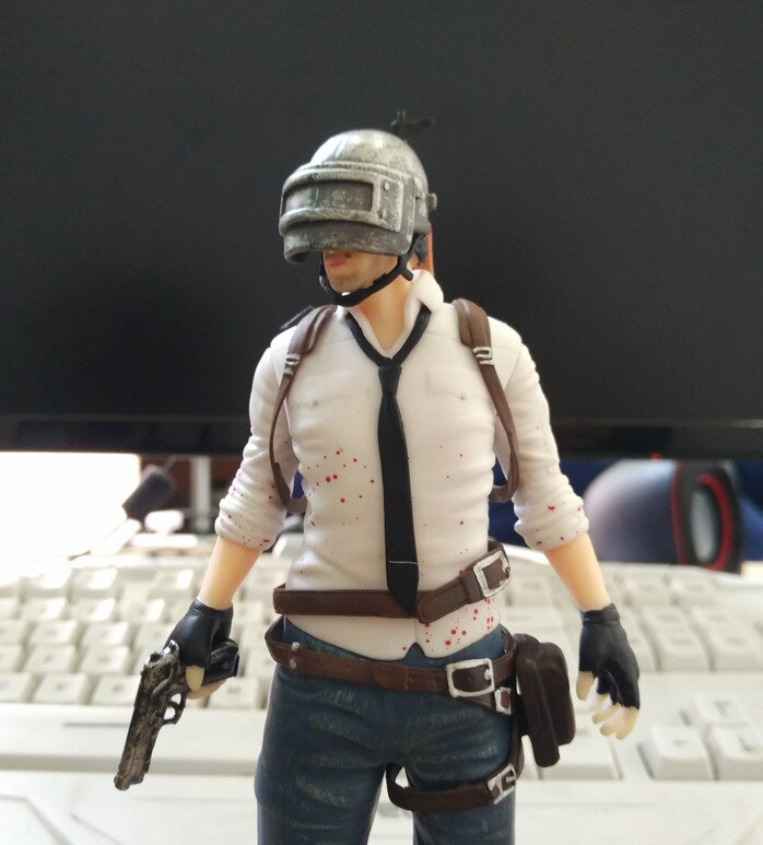 PubG Game 17 CM PVC Action Figure