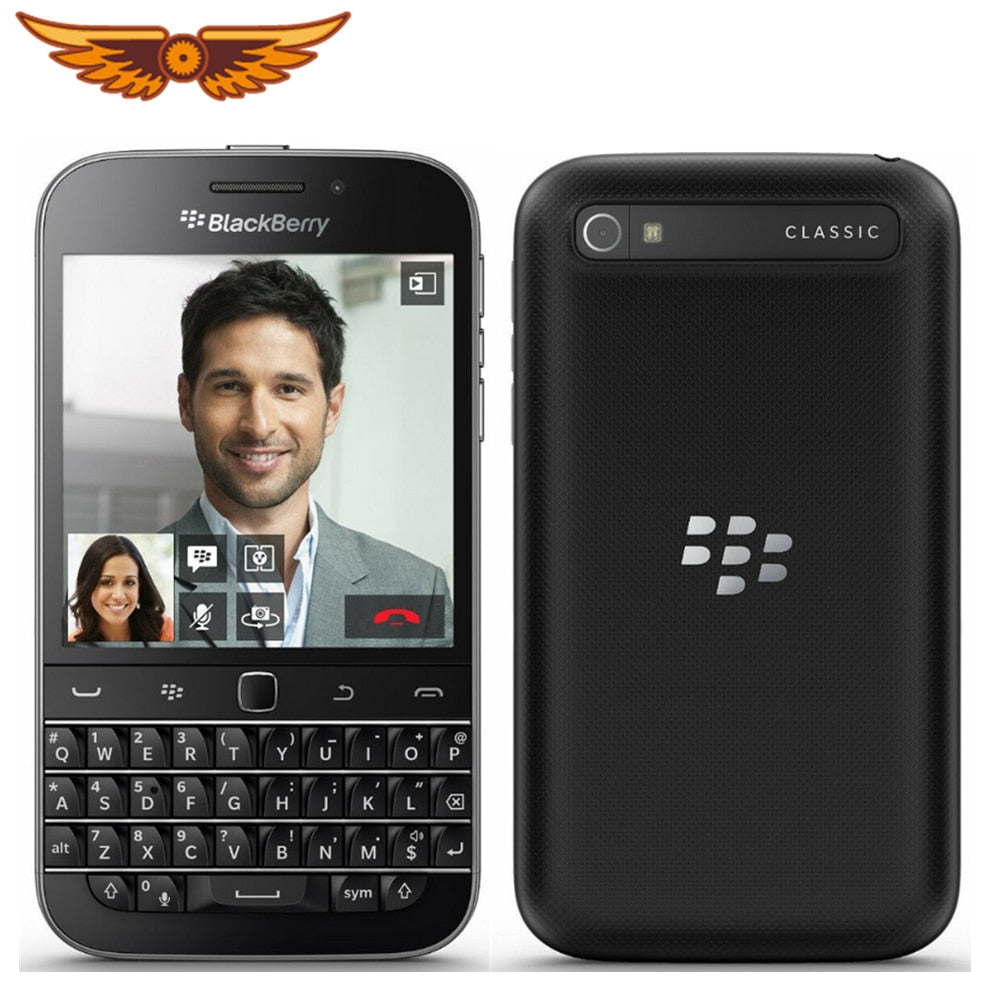 Blackberry Q20 Classic Original Dual Core 16GB ROM 2GB RAM 4G LTE - astore.in
