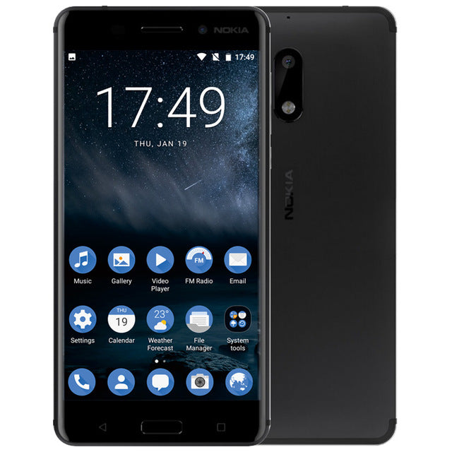 Original Nokia 6 Octa Core 5.5 Inches 4GB RAM 32GB ROM
