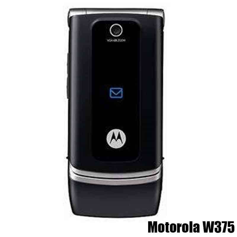 Motorola W375 Flip Phone Antique Mobile Phone