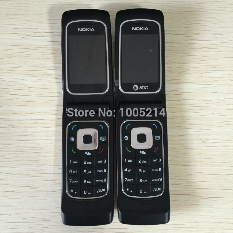 Original Nokia 6555 Flip Phone - astore.in