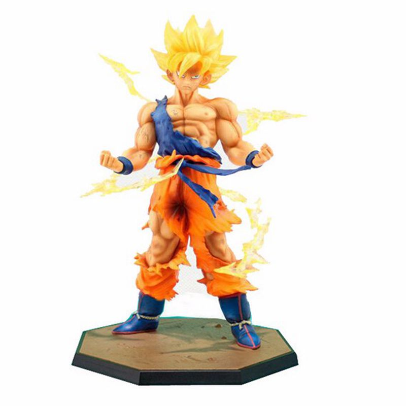 Dragon Ball Z 17 CM Son Goku Japanese Anime Action Figure