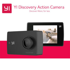 YI Discovery Action Camera International Interpolated 4K 20fps  Sports Camera - astore.in