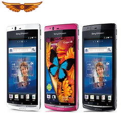Original Sony Ericsson Xperia Arc S LT18i Mobile Cell Phone 3G Android Phone  unlocked phone  1500 mAh - astore.in