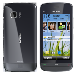 Nokia C503 Symbian Bluetooth Antique Mobile Phone - astore.in