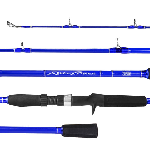 CAÑA RIVER POWER PR-C722MH 20-40 LBS 2.2 MTS