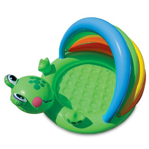 PILETA INFLABLE INTEX TORTUGA
