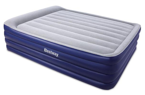 COLCHÓN INFLABLE SOMMIER BESTWAY QUEEN PLUS