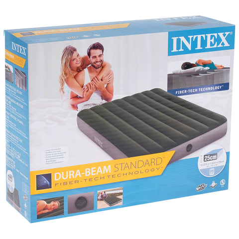 COLCHON INFLABLE INTEX TWIN DURA BEAM