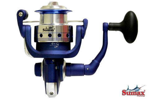 REEL SUMAX FIRE BLUE 3000