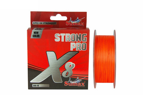 HILO MULTIFILAMENTO STRONG PRO X8