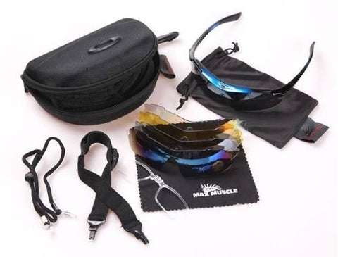 KIT DE 5 LENTES INTERCAMBIABLES OAKLEY