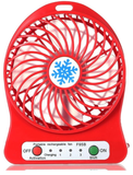 MINI VENTILADOR PORTABLE RECARGABLE